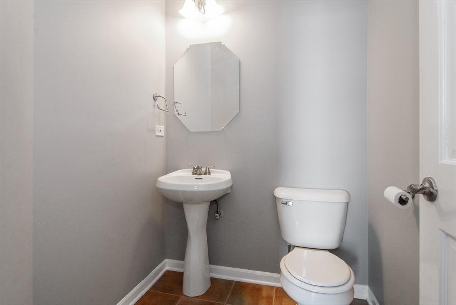 Real Estate Photography - 188 Brompton Drive, Unit A, Sugar Grove, IL, 60554 - Bathroom