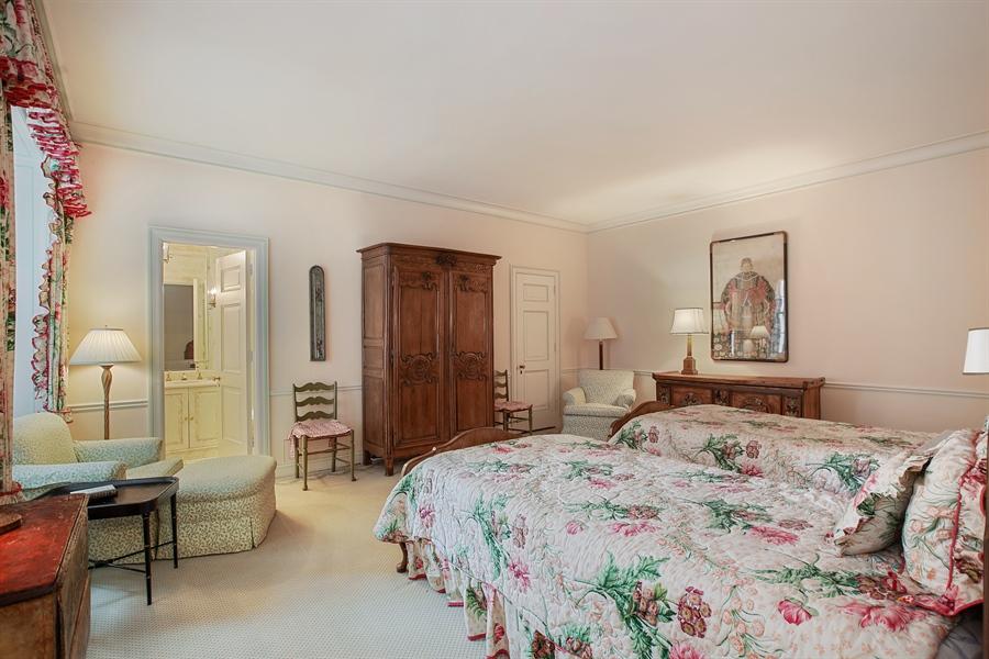 Real Estate Photography - 1500 N. Lake Shore Drive, Unit 11-12B, Chicago, IL, 60610 - Bedroom En-Suite Upper Level