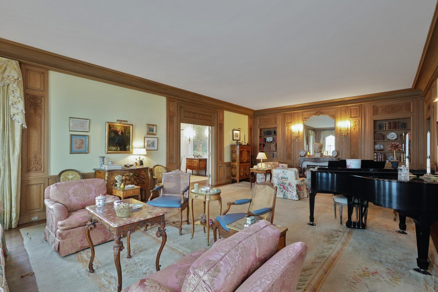 Real Estate Photography - 1500 N. Lake Shore Drive, Unit 11-12B, Chicago, IL, 60610 - Living Room