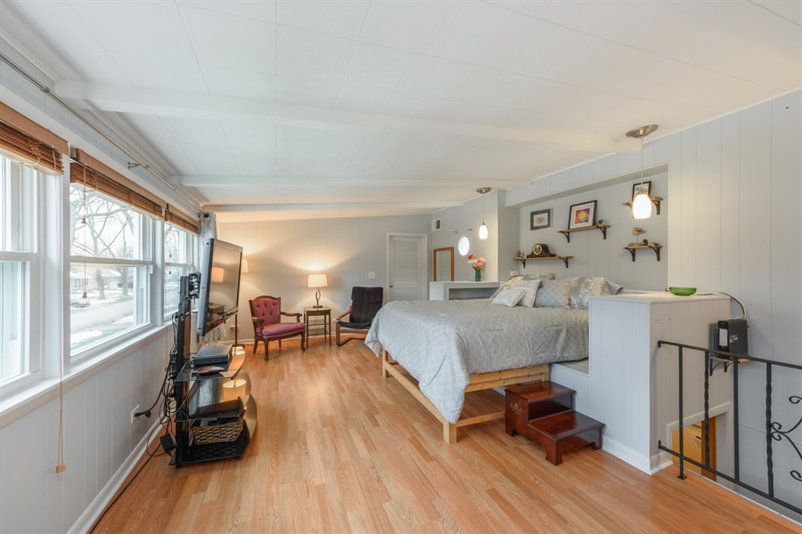 Real Estate Photography - 206 S. Forrest Avenue, Arlington Heights, IL, 60004 - Master Bedroom
