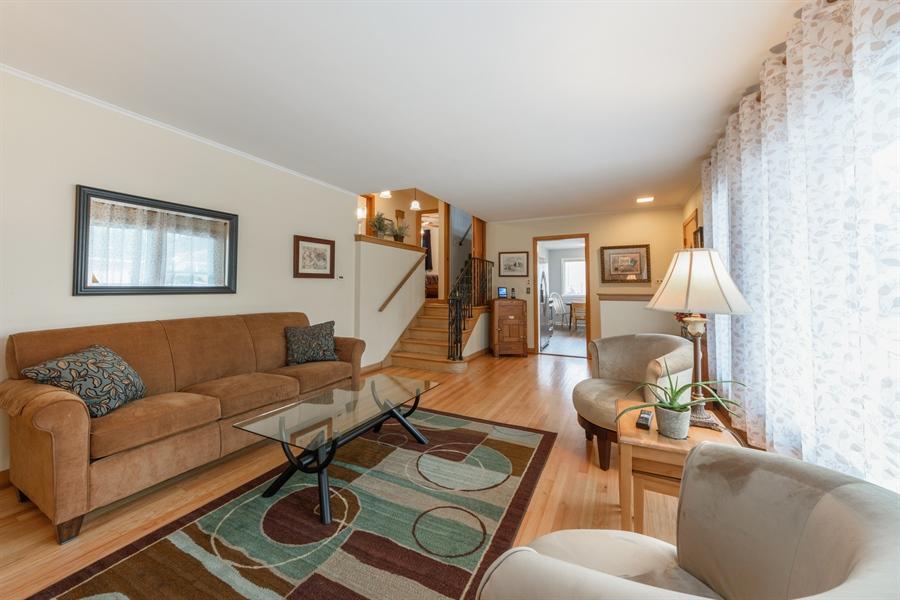 Real Estate Photography - 206 S. Forrest Avenue, Arlington Heights, IL, 60004 - Living Room