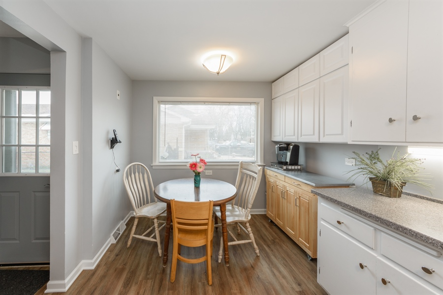 Real Estate Photography - 206 S. Forrest Avenue, Arlington Heights, IL, 60004 - Kitchen / Breakfast Room