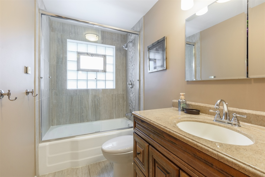 Real Estate Photography - 206 S. Forrest Avenue, Arlington Heights, IL, 60004 - Bathroom