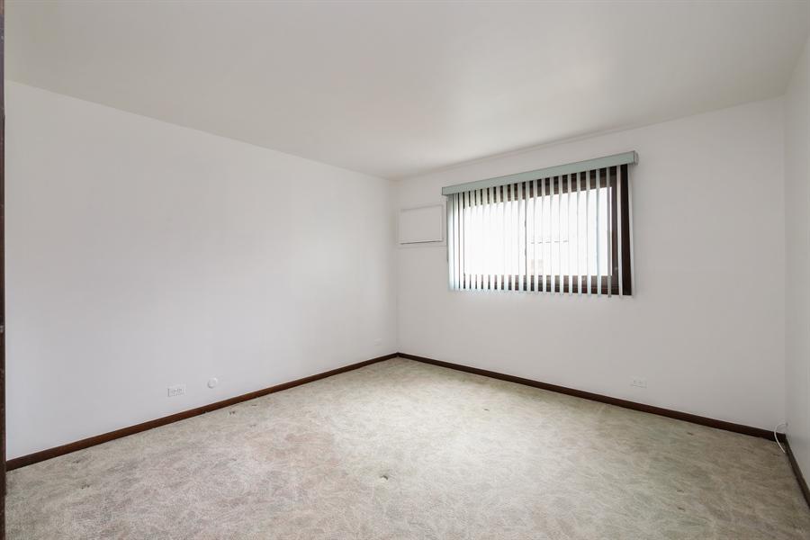 Real Estate Photography - 1258 Brown Street, Unit 102, Des Plaines, IL, 60016 - Bedroom