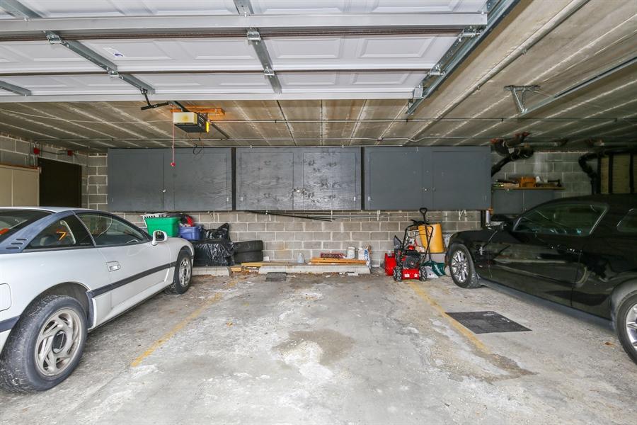 Real Estate Photography - 1258 Brown Street, Unit 102, Des Plaines, IL, 60016 - Garage