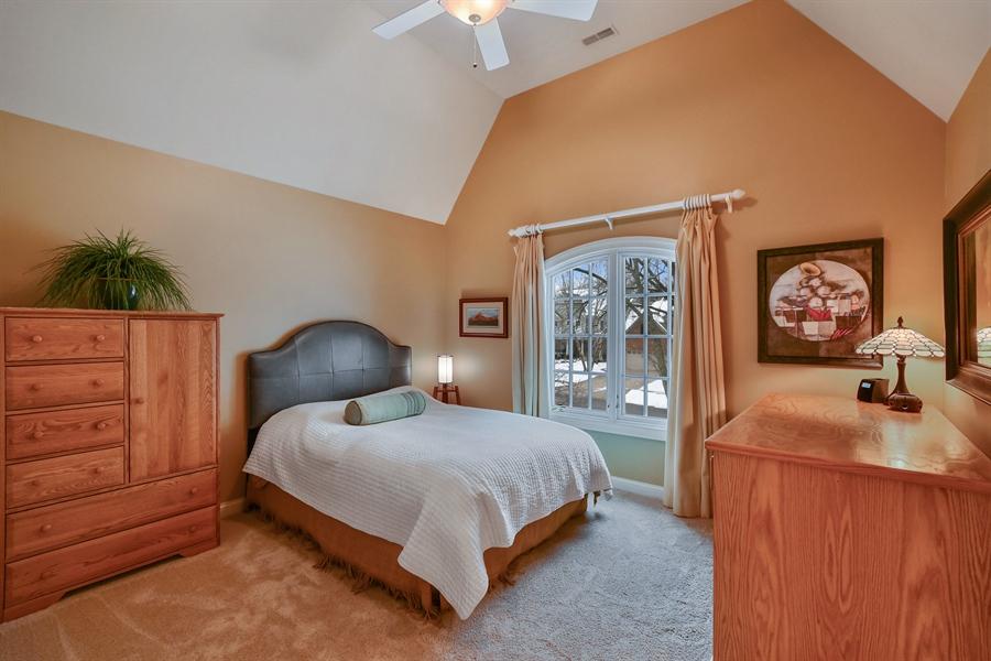 Real Estate Photography - 1221 Millet Street, Naperville, IL, 60563 - Perfect 4th BR suite w/ensuite bath