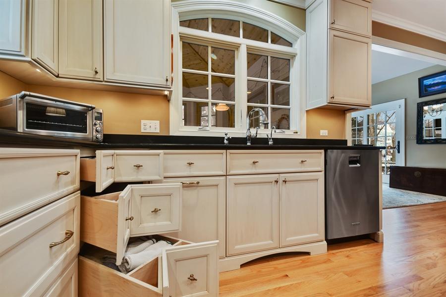 Real Estate Photography - 1221 Millet Street, Naperville, IL, 60563 - Imaginative Custom Braker cabinetry