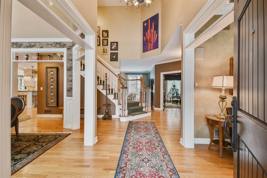 Real Estate Photography - 1221 Millet Street, Naperville, IL, 60563 - This home will embrace you the moment you enter