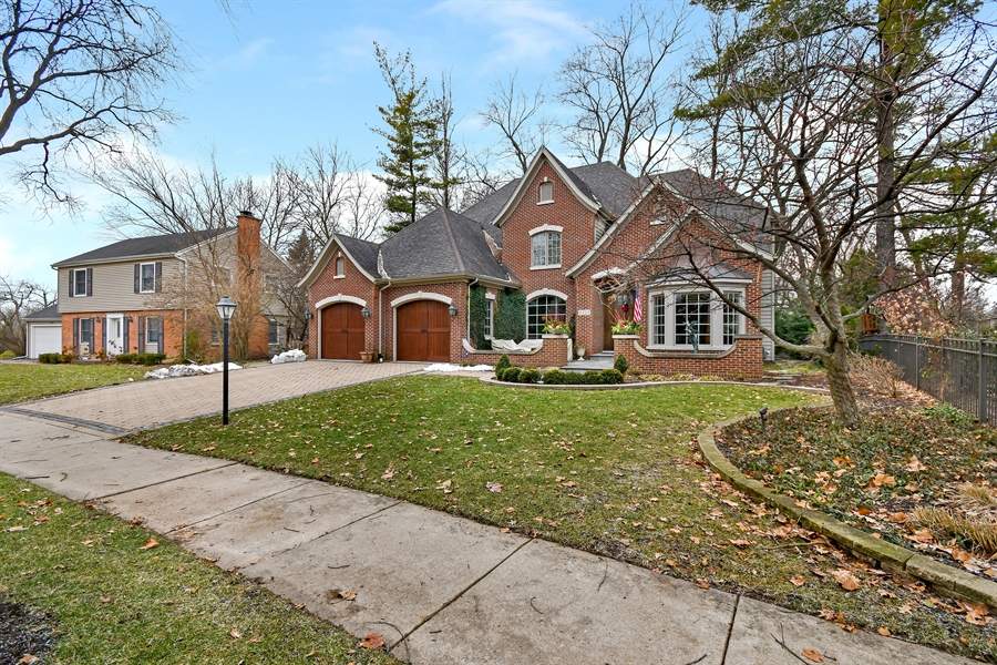 Real Estate Photography - 1221 Millet Street, Naperville, IL, 60563 - Walk to schools, the train, the pool & to Jewel!