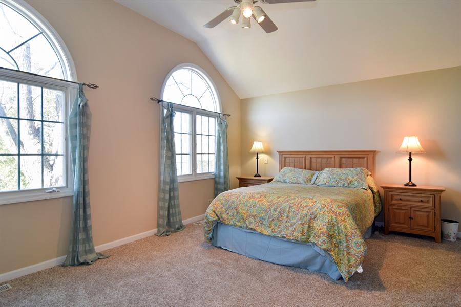 Real Estate Photography - 326 S. Hagans Avenue, Elmhurst, IL, 60126 - Master Bedroom