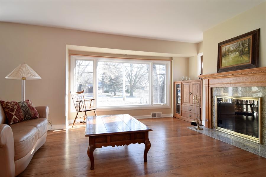 Real Estate Photography - 326 S. Hagans Avenue, Elmhurst, IL, 60126 - Living Room