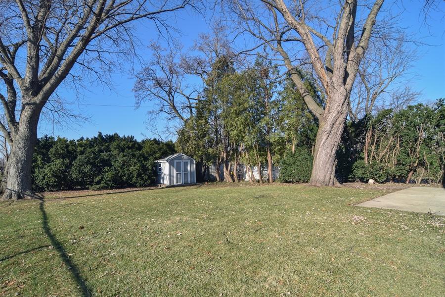 Real Estate Photography - 326 S. Hagans Avenue, Elmhurst, IL, 60126 - Back Yard