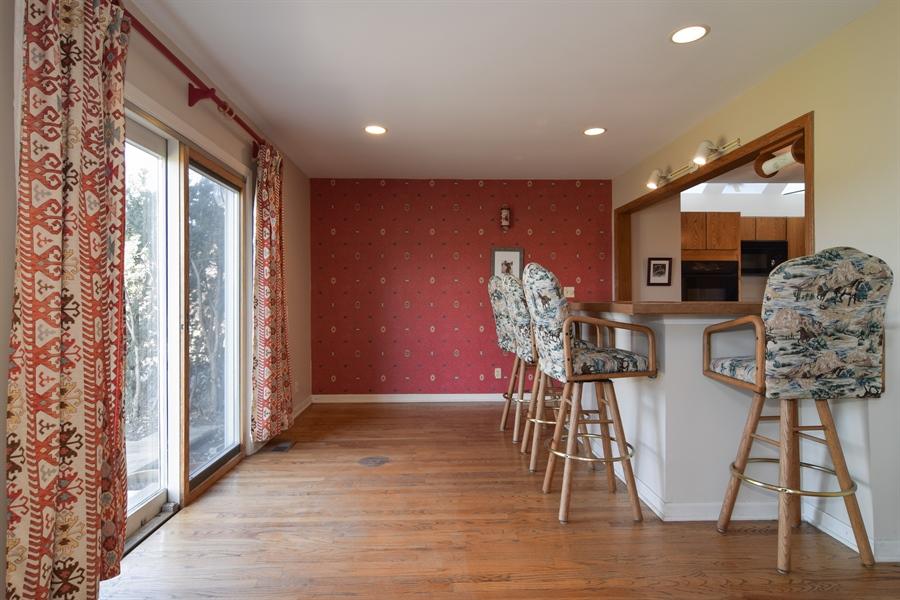 Real Estate Photography - 326 S. Hagans Avenue, Elmhurst, IL, 60126 - Breakfast Nook