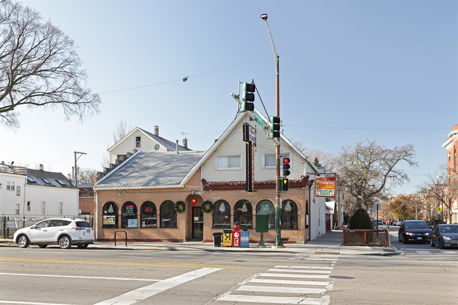 Real Estate Photography - 2556 North Ashland Ave, Chicago, IL, 60614 - Front View