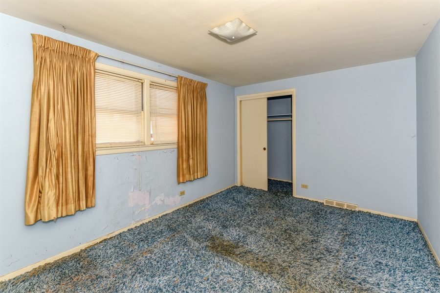 Real Estate Photography - 6638 W. 63rd Street, Chicago, IL, 60638 - 2nd Bedroom