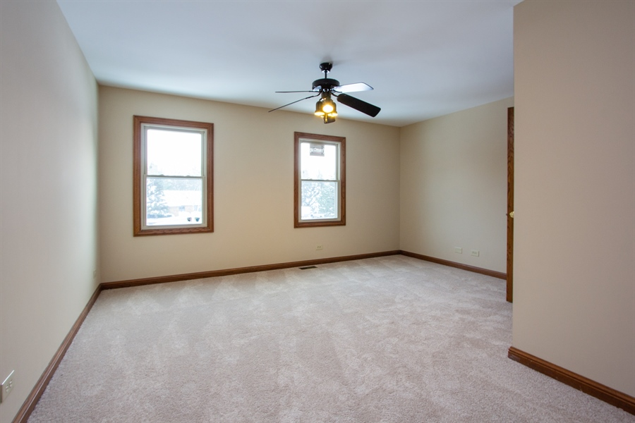 Real Estate Photography - 20324 W BUCKTHORN CT, MUNDELEIN, IL, 60060 - 2nd Bedroom