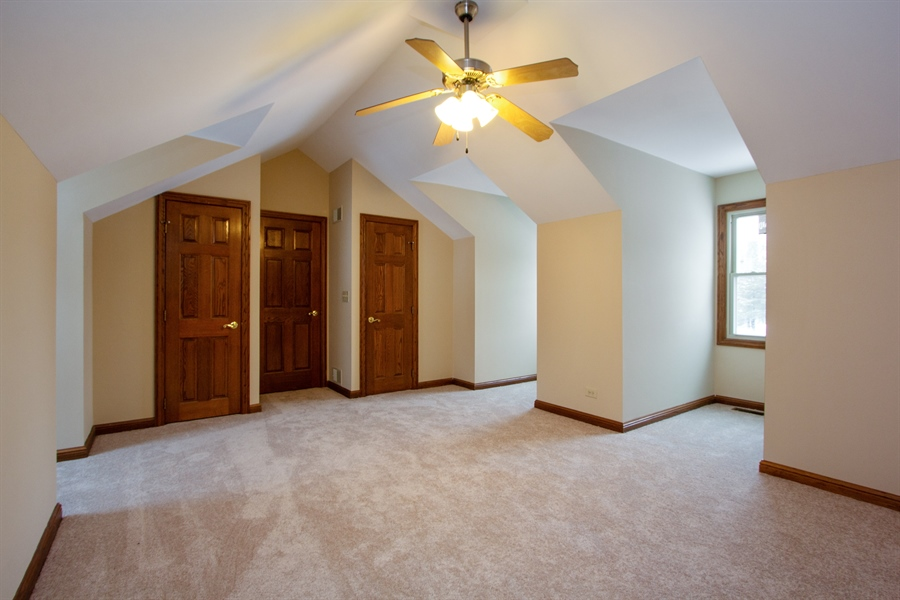 Real Estate Photography - 20324 W BUCKTHORN CT, MUNDELEIN, IL, 60060 - 3rd Bedroom