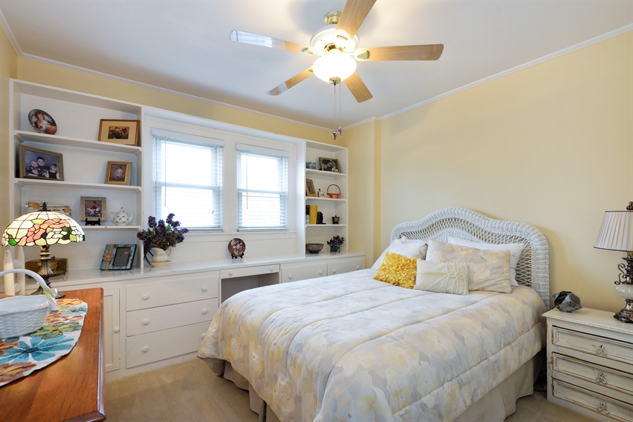 Real Estate Photography - 7339 W. Greenleaf Avenue, Chicago, IL, 60631 - 2nd Bedroom
