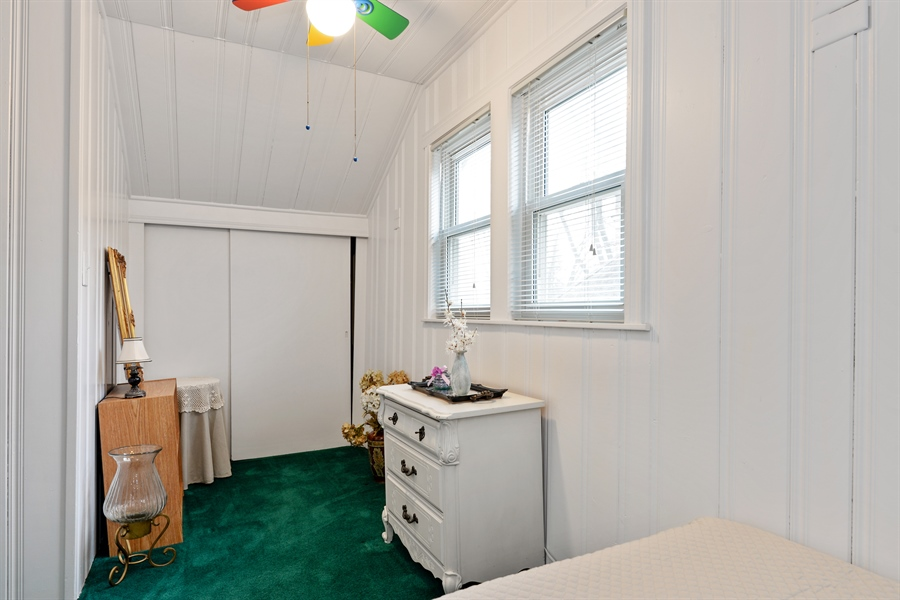Real Estate Photography - 7339 W. Greenleaf Avenue, Chicago, IL, 60631 - Bedroom 3, 2nd view