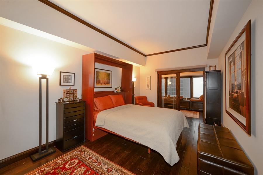 Real Estate Photography - 175 E. DELAWARE Place, Unit 5514, Chicago, IL, 60611 - Master Bedroom