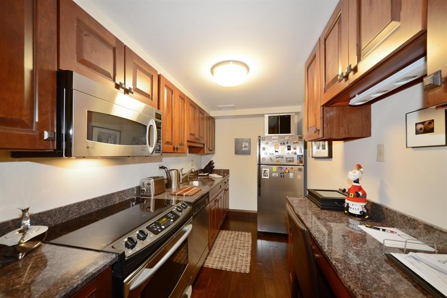 Real Estate Photography - 175 E. DELAWARE Place, Unit 5514, Chicago, IL, 60611 - Kitchen