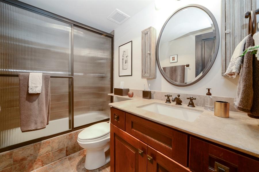 Real Estate Photography - 175 E. DELAWARE Place, Unit 5514, Chicago, IL, 60611 - Bathroom