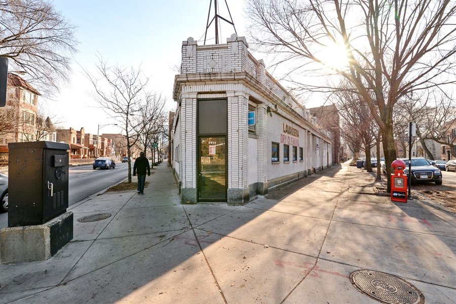 Real Estate Photography - 5746 North Ridge Ave, Chicago, IL, 60660 - Front View