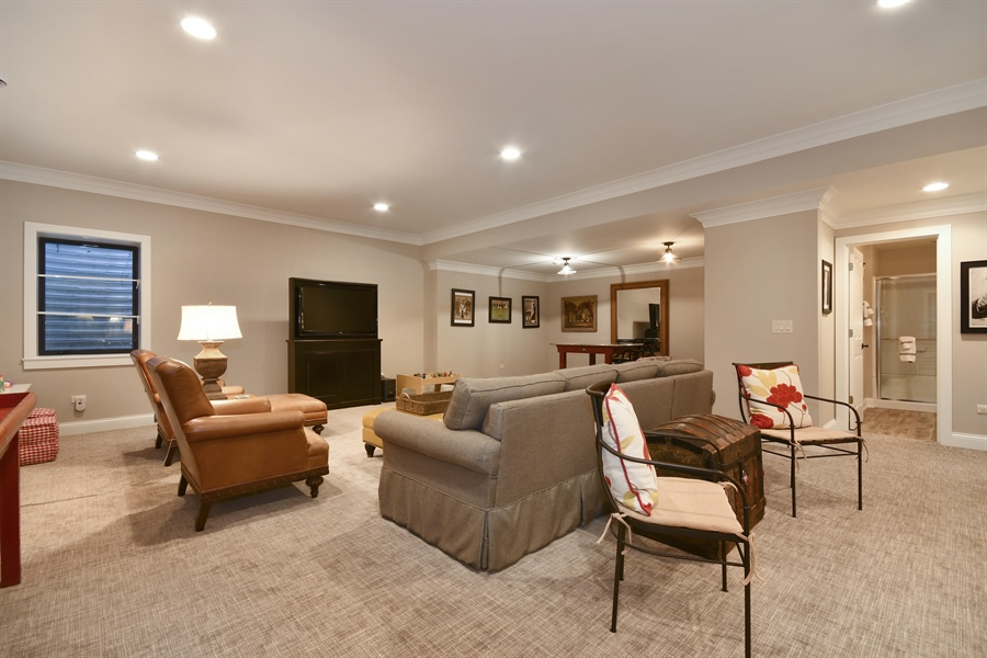 Real Estate Photography - 204 S. 5th Street, Geneva, IL, 60134 - Basement
