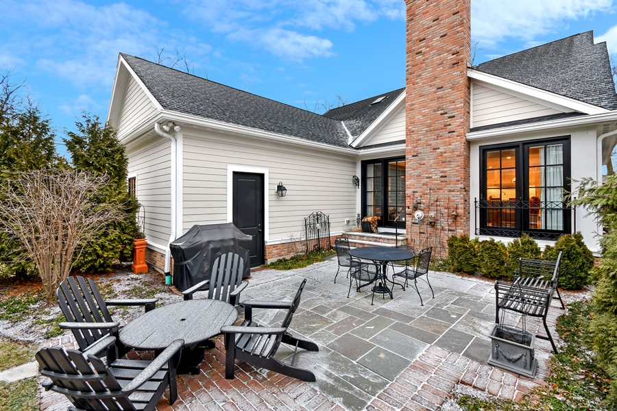 Real Estate Photography - 204 S. 5th Street, Geneva, IL, 60134 - Patio