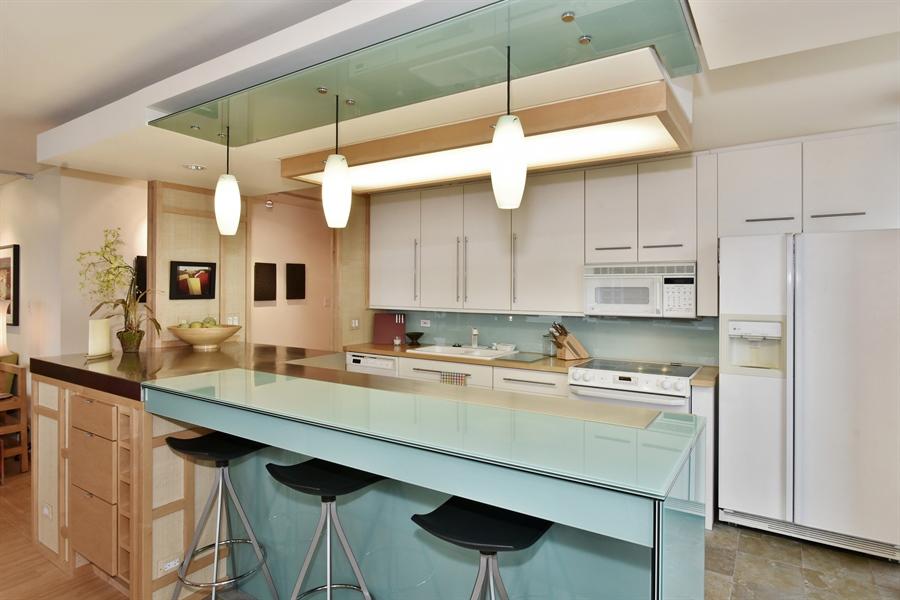 Real Estate Photography - 111 E. Chestnut Street, Unit 43A, Chicago, IL, 60611 - Kitchen