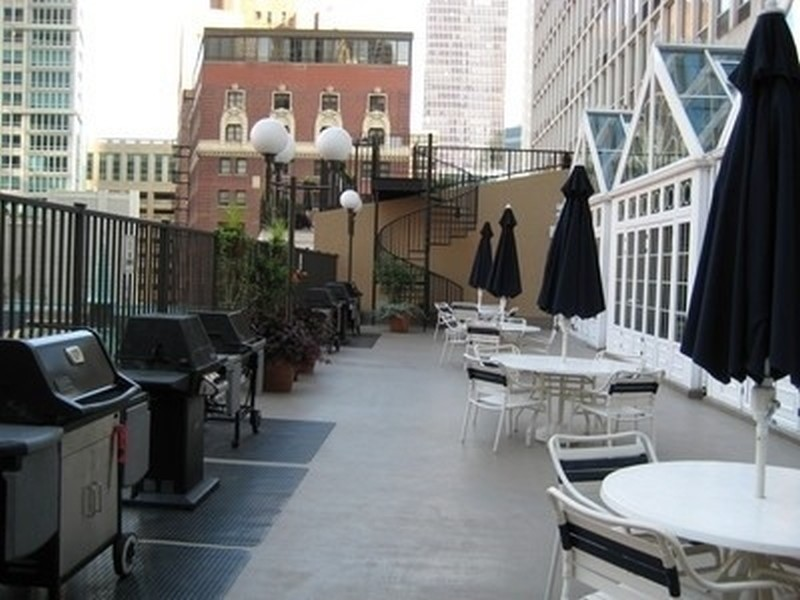 Real Estate Photography - 111 E. Chestnut Street, Unit 43A, Chicago, IL, 60611 - Barbecue Grills