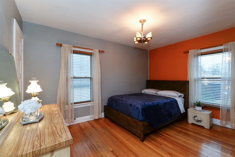 Real Estate Photography - 3815 W. Addison Street, Chicago, IL, 60618 - 2nd Bedroom