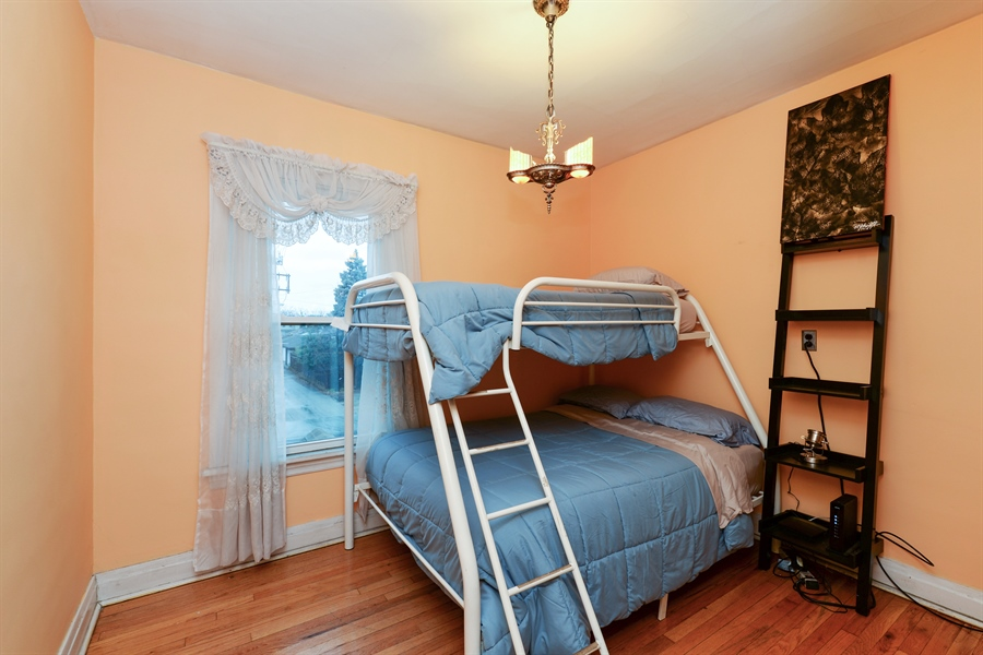 Real Estate Photography - 3815 W. Addison Street, Chicago, IL, 60618 - 3rd Bedroom