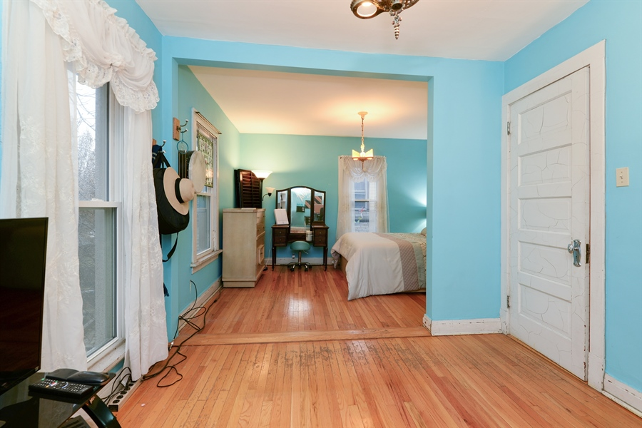 Real Estate Photography - 3815 W. Addison Street, Chicago, IL, 60618 - Bedroom