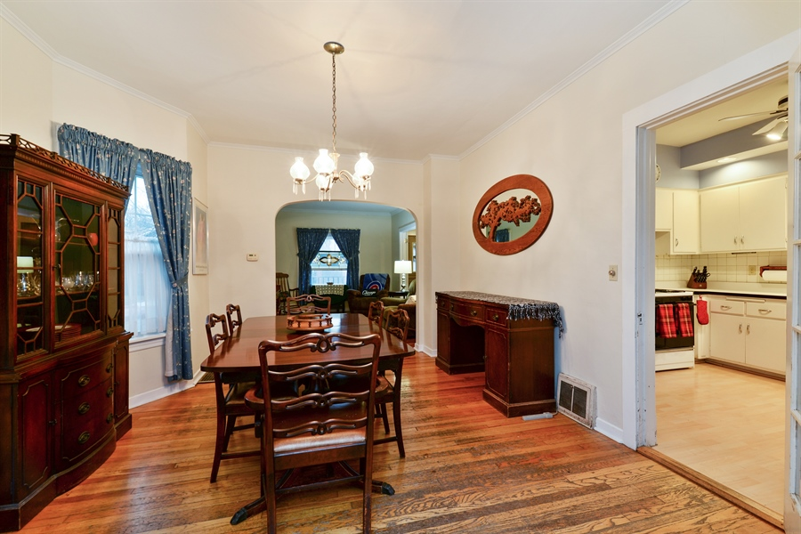 Real Estate Photography - 3815 W. Addison Street, Chicago, IL, 60618 - Great Room