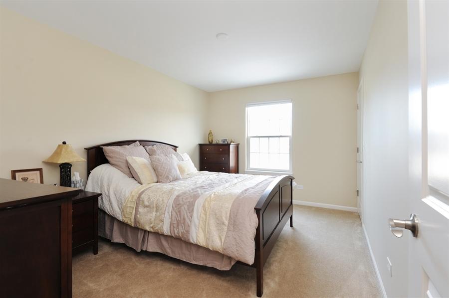 Real Estate Photography - 2365 Kelsey Court, Lindenhurst, IL, 60046 - Bedroom