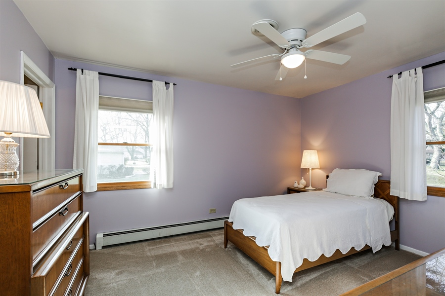 Real Estate Photography - 5001 HIGH LINE Road, Crystal Lake, IL, 60012 - Master Bedroom