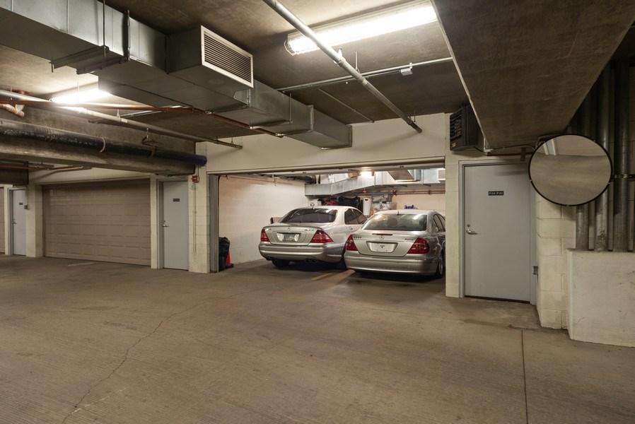 Real Estate Photography - 25 E. Superior Street, Unit 4201, Chicago, IL, 60611 - Garage