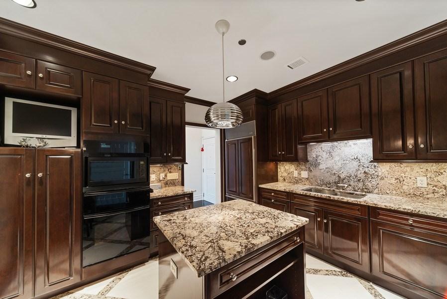Real Estate Photography - 25 E. Superior Street, Unit 4201, Chicago, IL, 60611 - Kitchen
