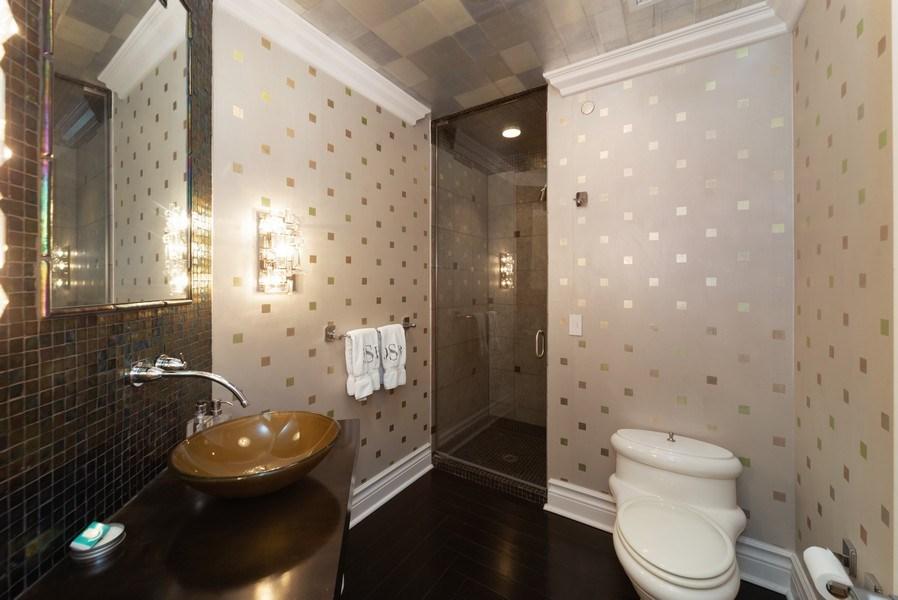 Real Estate Photography - 25 E. Superior Street, Unit 4201, Chicago, IL, 60611 - Bathroom