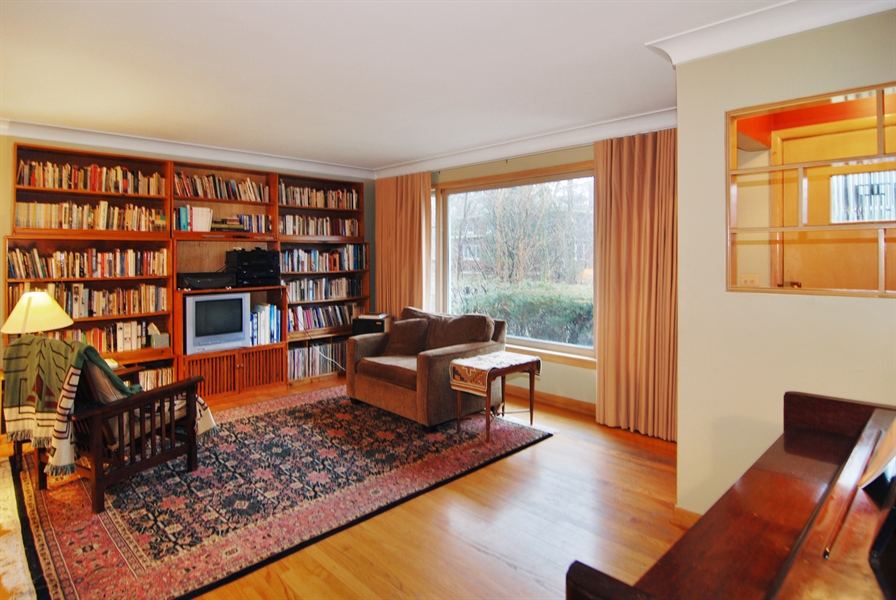 Real Estate Photography - 730 Augusta Street, Oak Park, IL, 60302 - Living Room