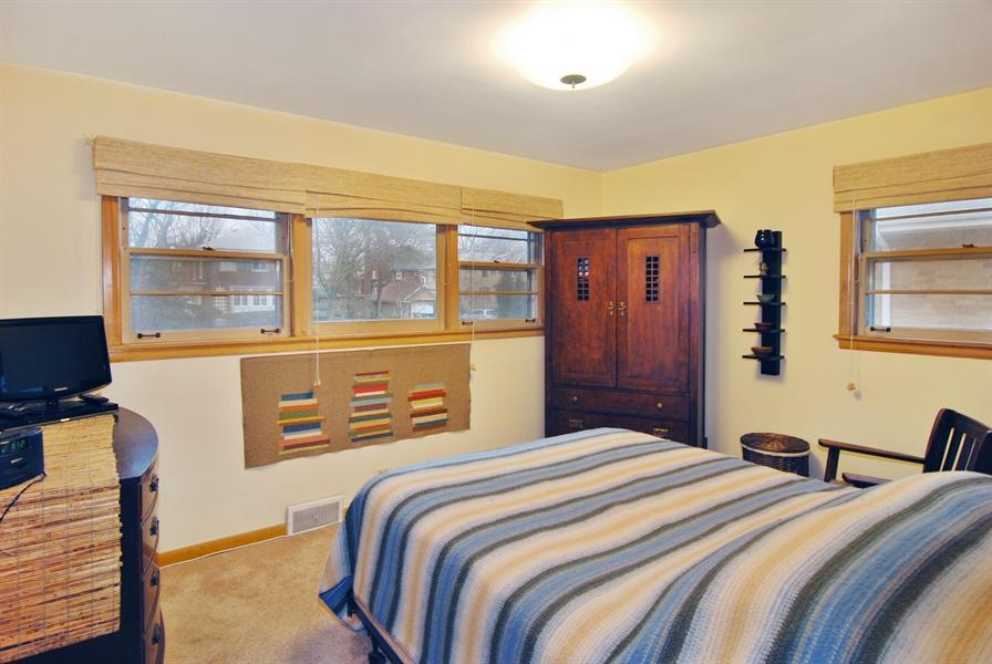Real Estate Photography - 730 Augusta Street, Oak Park, IL, 60302 - Master Bedroom