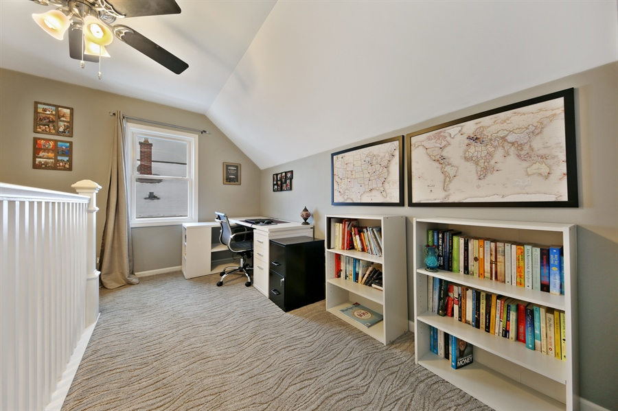 Real Estate Photography - 9138 Grant Ave, Brookfield, IL, 60513 - 2nd Level