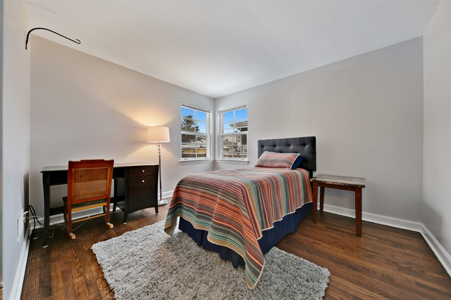 Real Estate Photography - 9138 Grant Ave, Brookfield, IL, 60513 - Bedroom