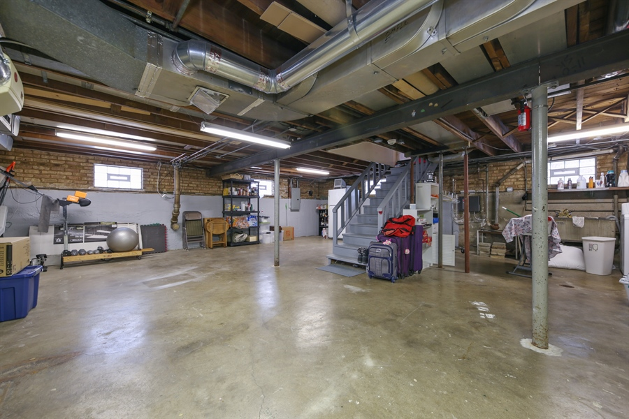 Real Estate Photography - 9138 Grant Ave, Brookfield, IL, 60513 - Basement