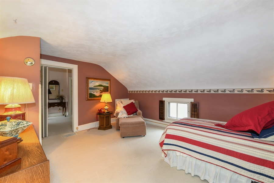 Real Estate Photography - 214 W. Benton Avenue, Naperville, IL, 60540 - 3rd Bedroom