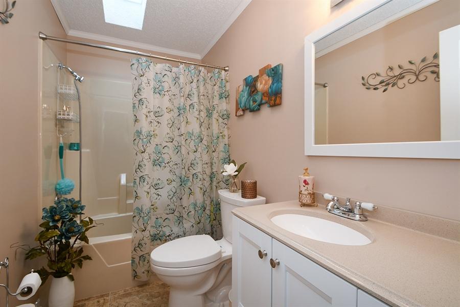 Real Estate Photography - 25756 Scioto St, Monee, IL, 60449 - Bathroom