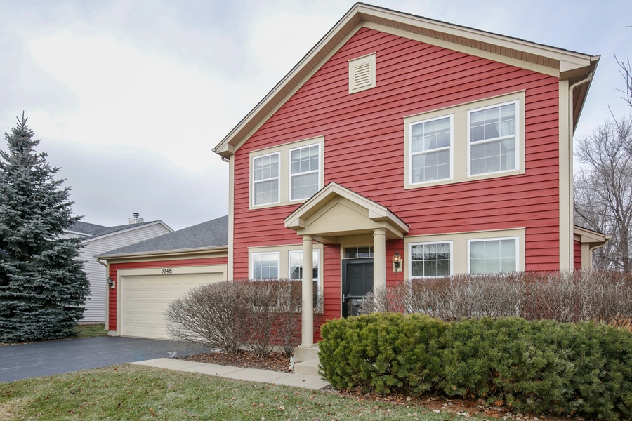 Real Estate Photography - 3048 Seekonk Ave, Elgin, IL, 60124 - Front View