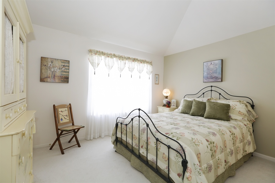 Real Estate Photography - 1981 Broadsmore Drive, Algonquin, IL, 60102 - 2nd Bedroom