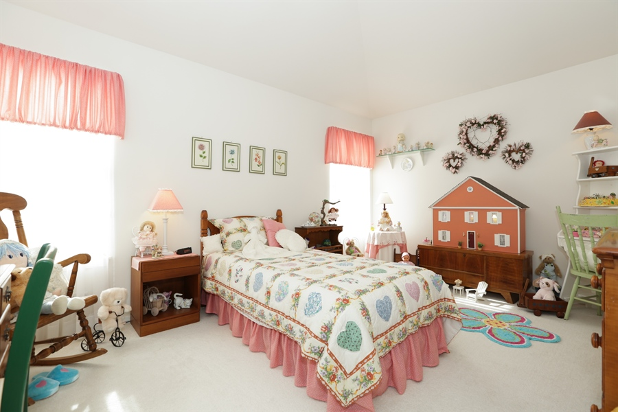 Real Estate Photography - 1981 Broadsmore Drive, Algonquin, IL, 60102 - 3rd Bedroom